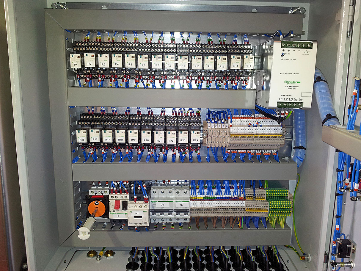 Control Panels Electrical We Can Upgrade Dated Providing The Customer With Up To Date Components And Documentation This Is Crucial Help Reduce Downtime Keep